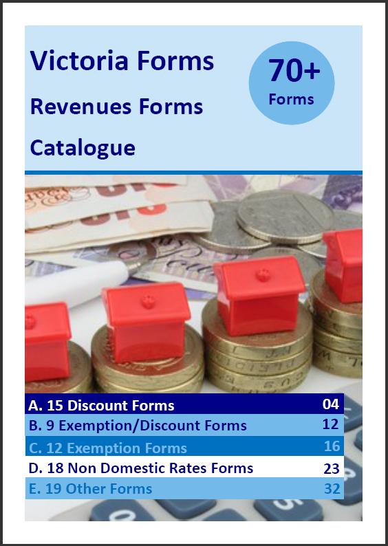Revenues Brochure