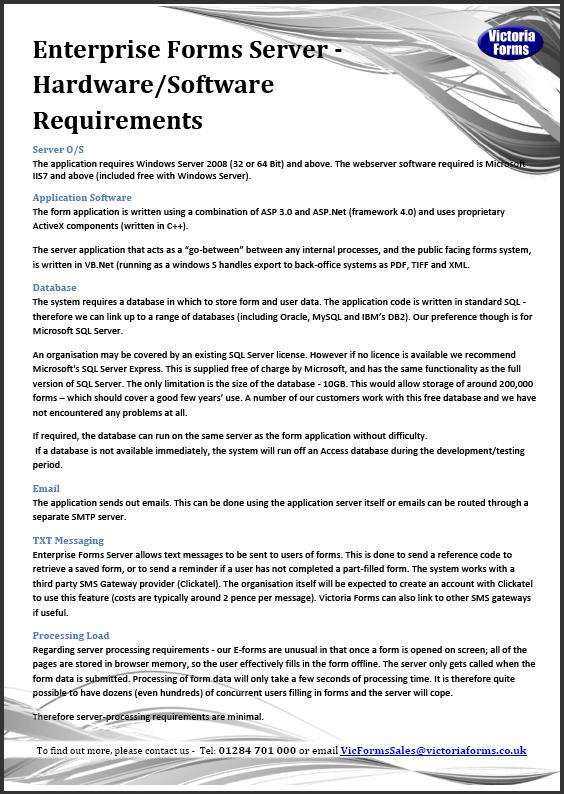 Resources Victoria Forms