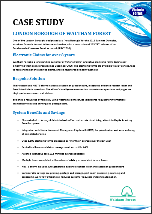 Waltham Forest Case Study Thumb