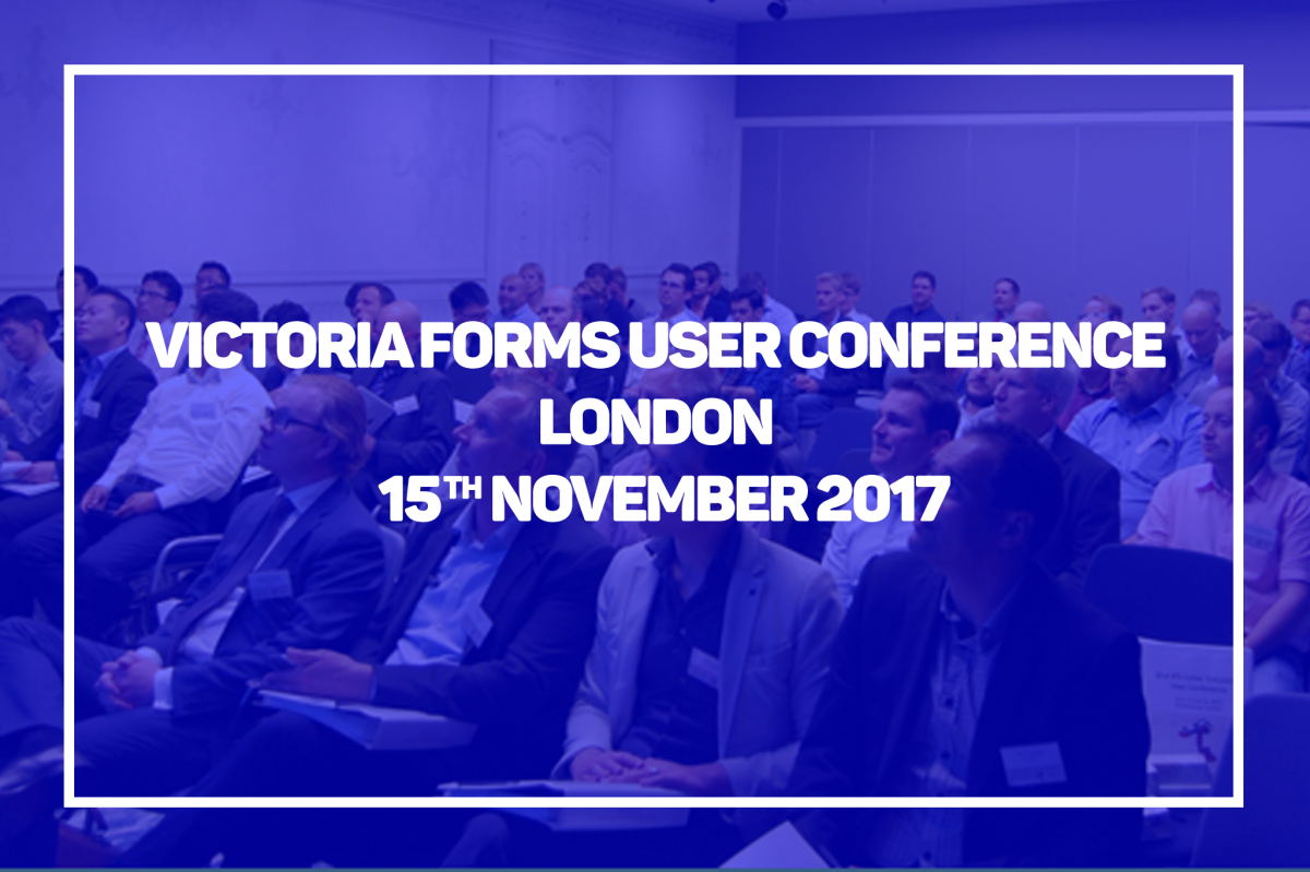 Victoria Forms User Conference