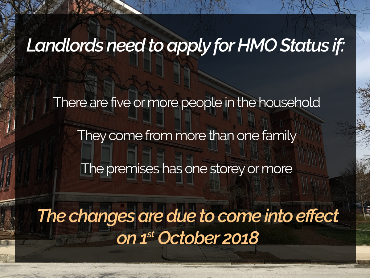 New HMO Rules